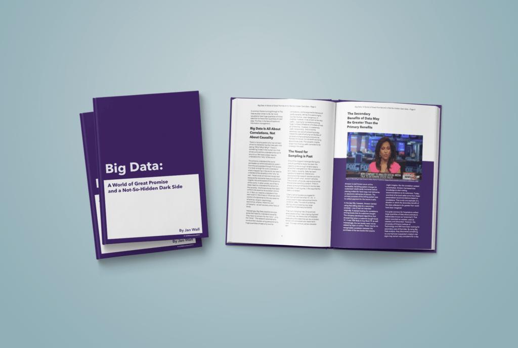 big data mockup