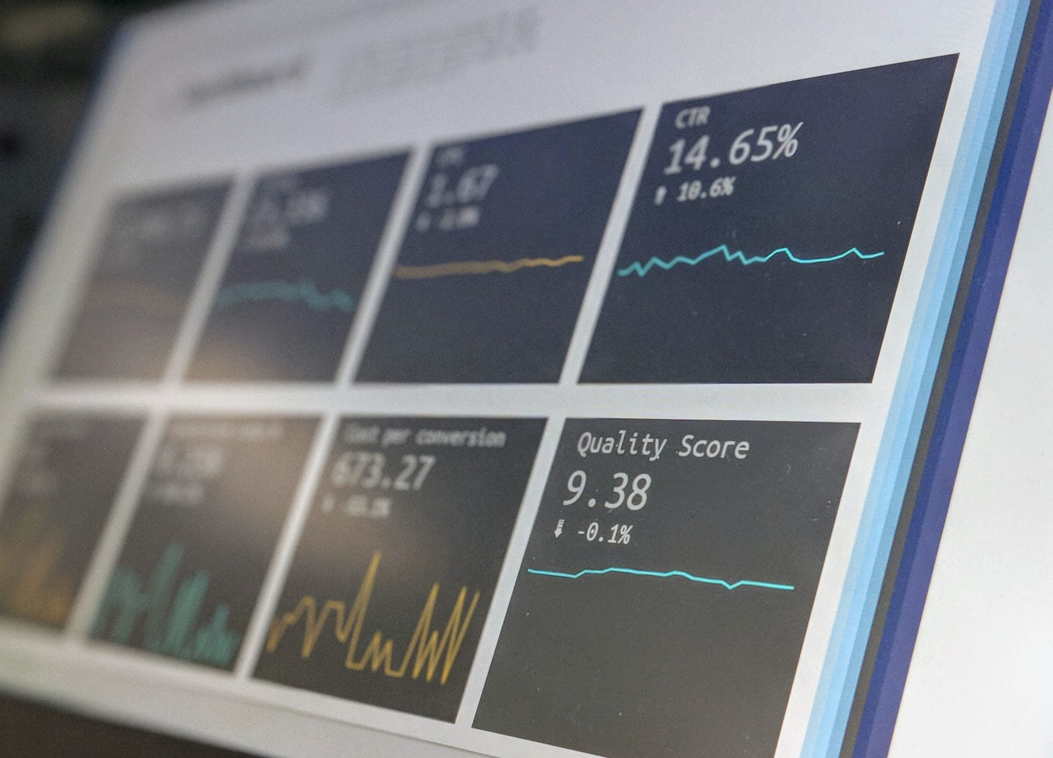 intelligent sales data to grow sales